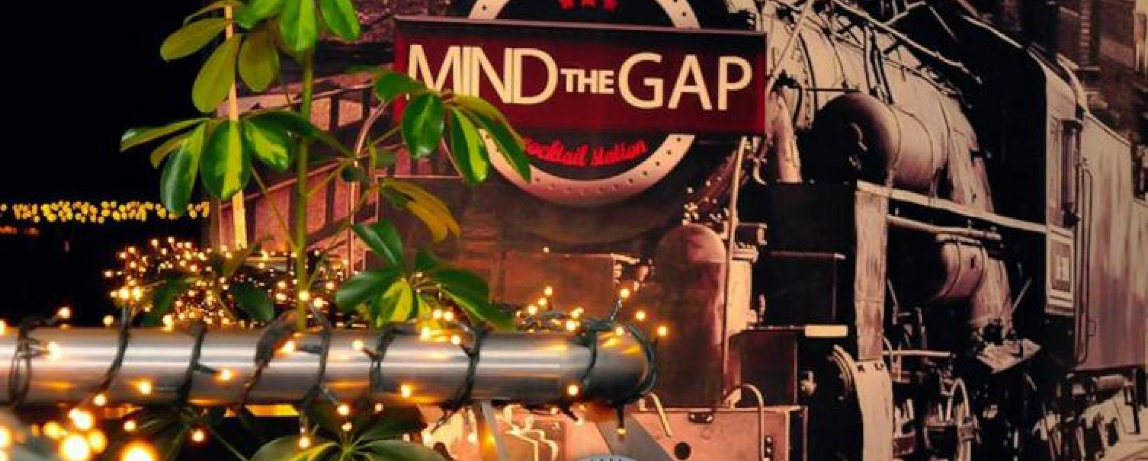 Mind The Gap – Cocktail & Resto Station, Κολωνάκι